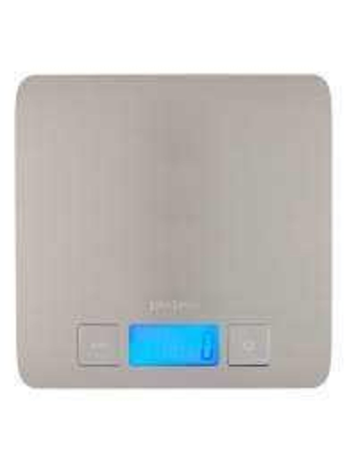 RRP £25 Each Boxed John Lewis Stainless Steel Electronic Scales