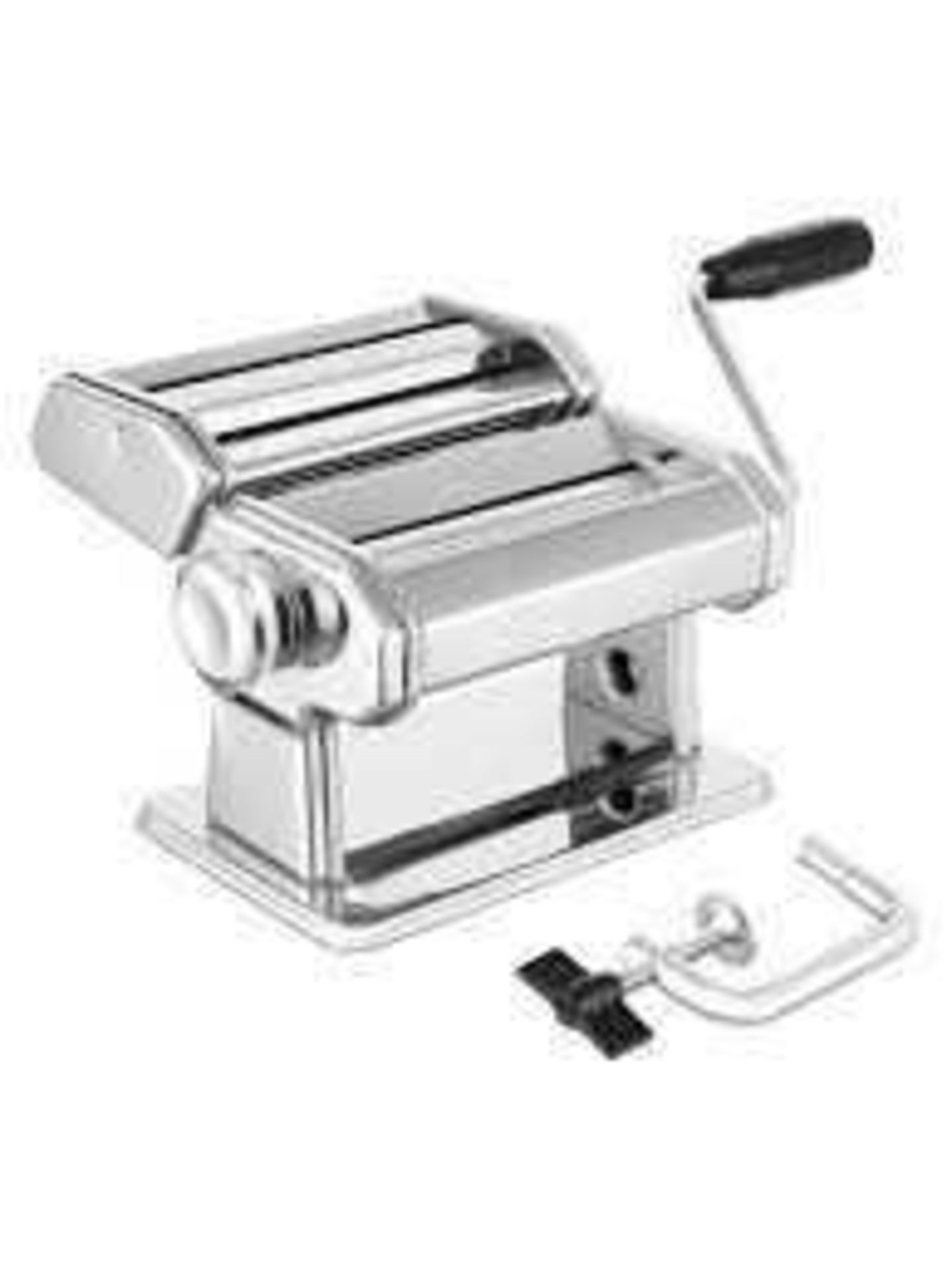 RRP £35 To £50 Each Sorted Box John Lewis Kitchen Items To Include Pasta Machine And Ceramic Knife B