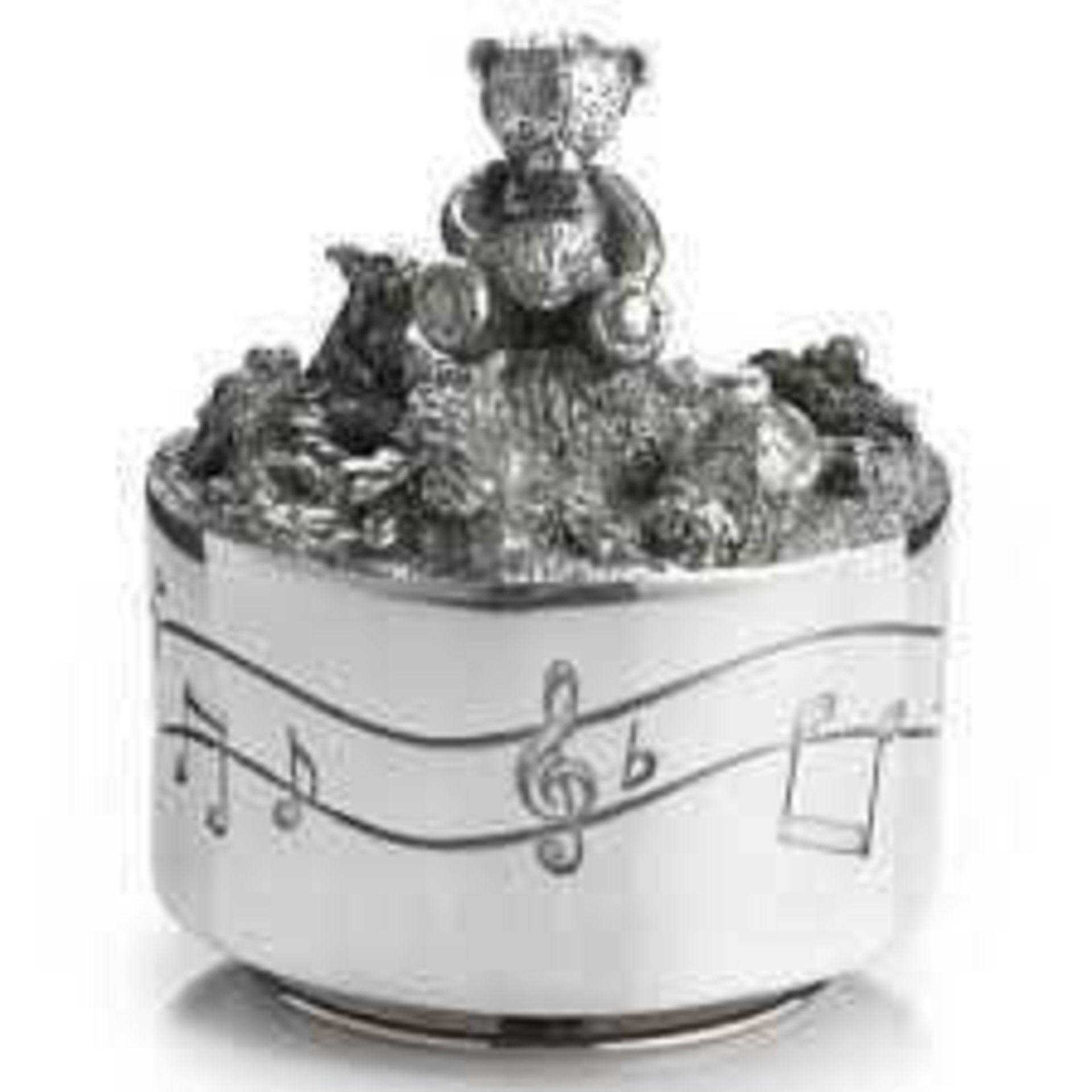 RRP £85 Boxed Royal Selangor Musical Carousel