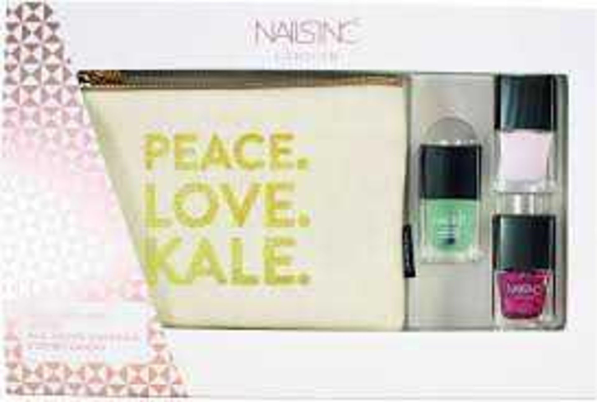 RRP £30 Each Assorted Gift Sets To Include Nailsinc London And 500 Fiat For Men Gift Set - Image 2 of 2