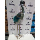 RRP £120 Large John Lewis Designer Glitter Crane