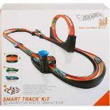 RRP £70 Boxed Hot Wheels Id Smart Track Kit
