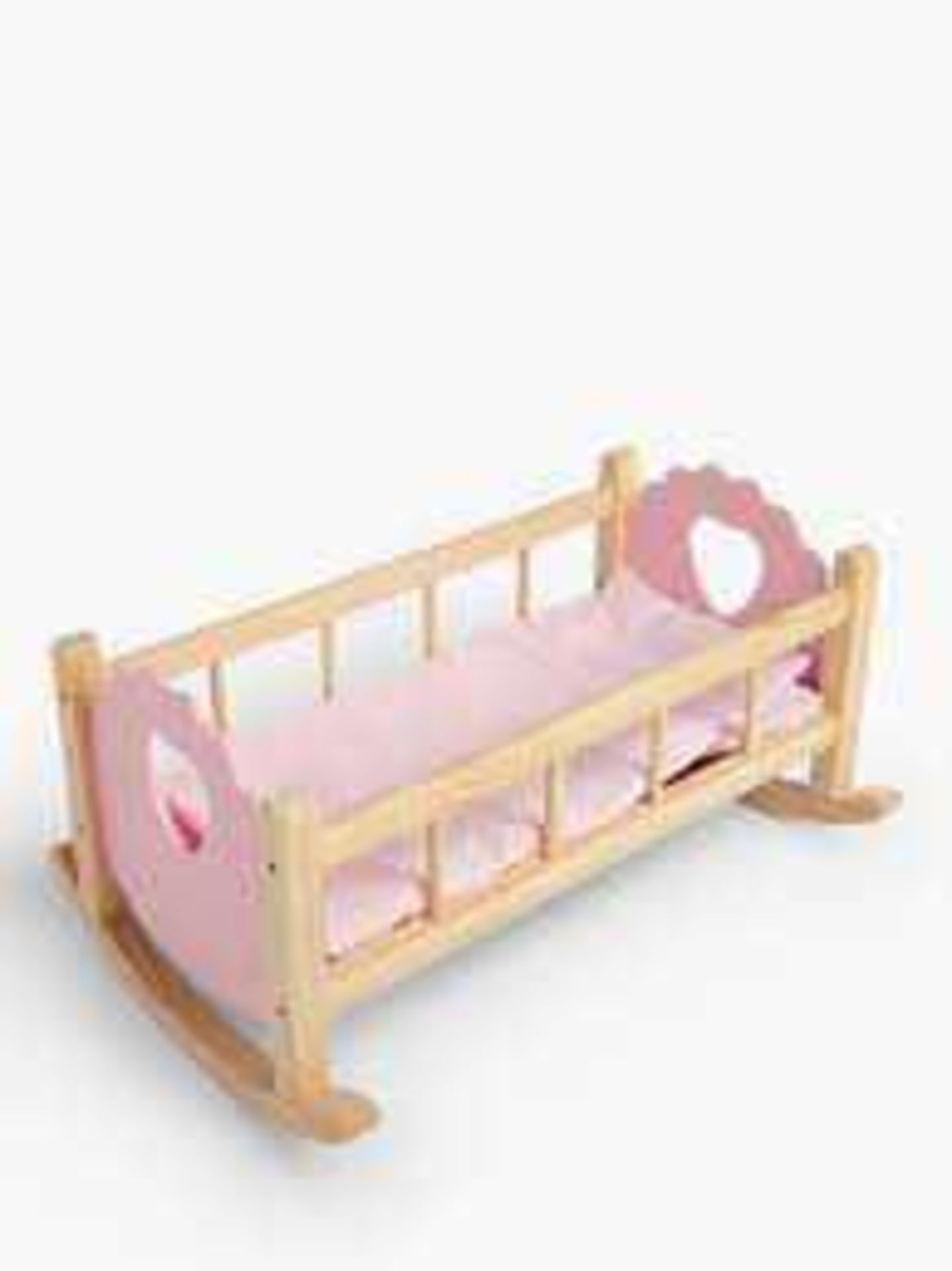 RRP £30 Each Assorted Boxed John Lewis Girls Toys To Include Interactive Baby Doll Wooden Rocking Cr - Image 2 of 3