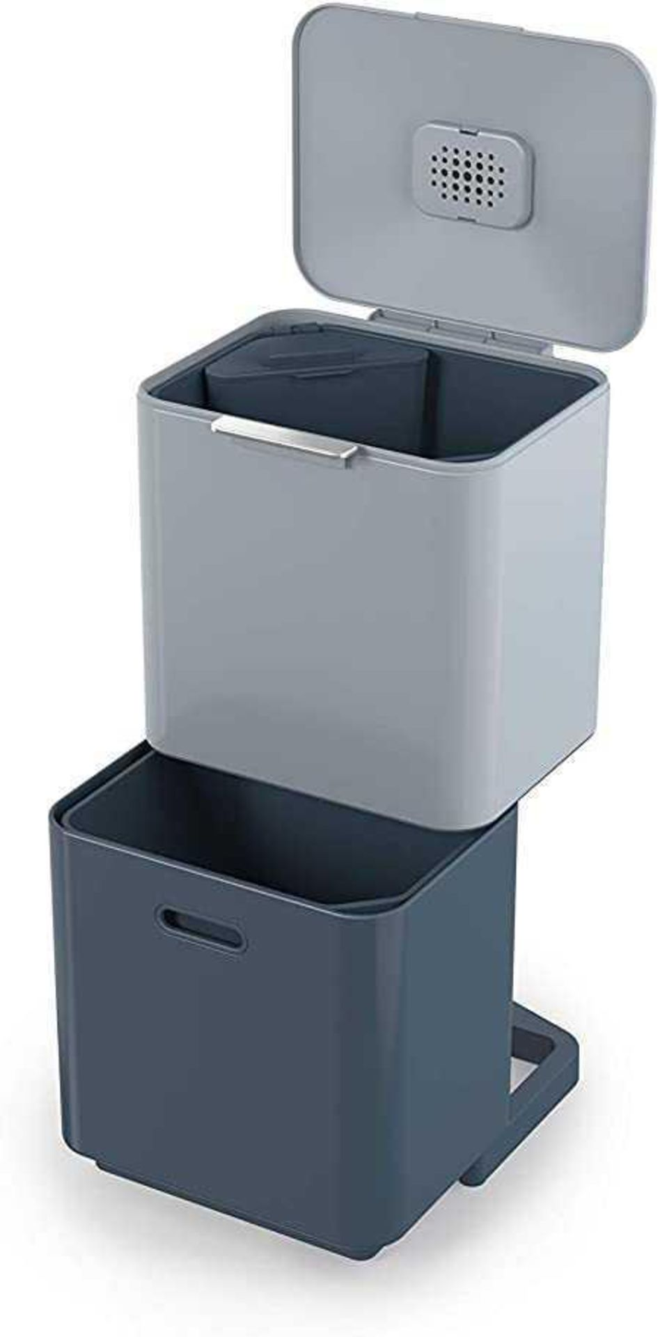 RRP £100 Unboxed Joseph Joseph Dual Compartment Waste System