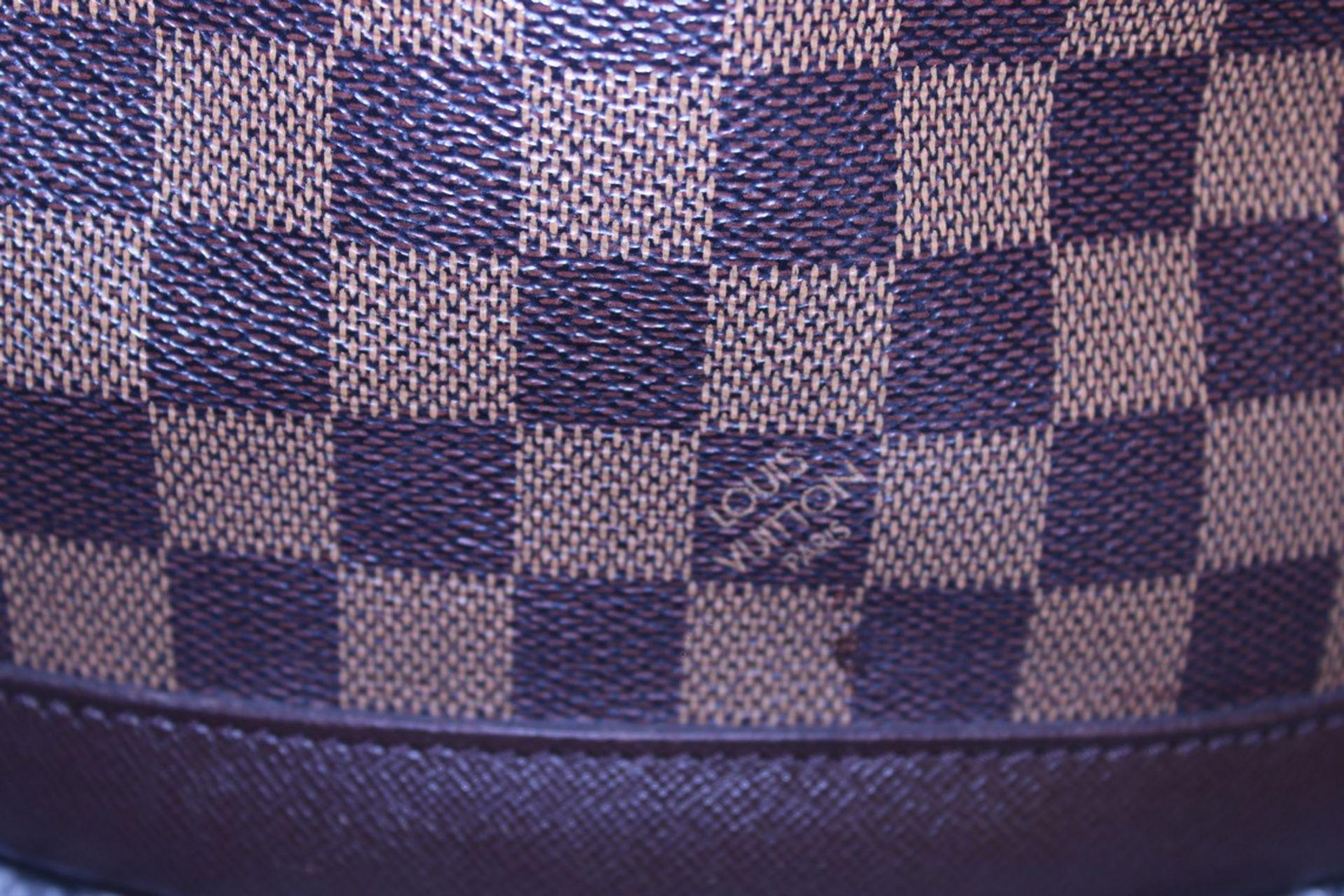 RRP £1,200 Louis Vuitton Marais Handbag, Brown Coated Canvas 23X24X16Cm (Production Code Sp0013) - Image 3 of 3