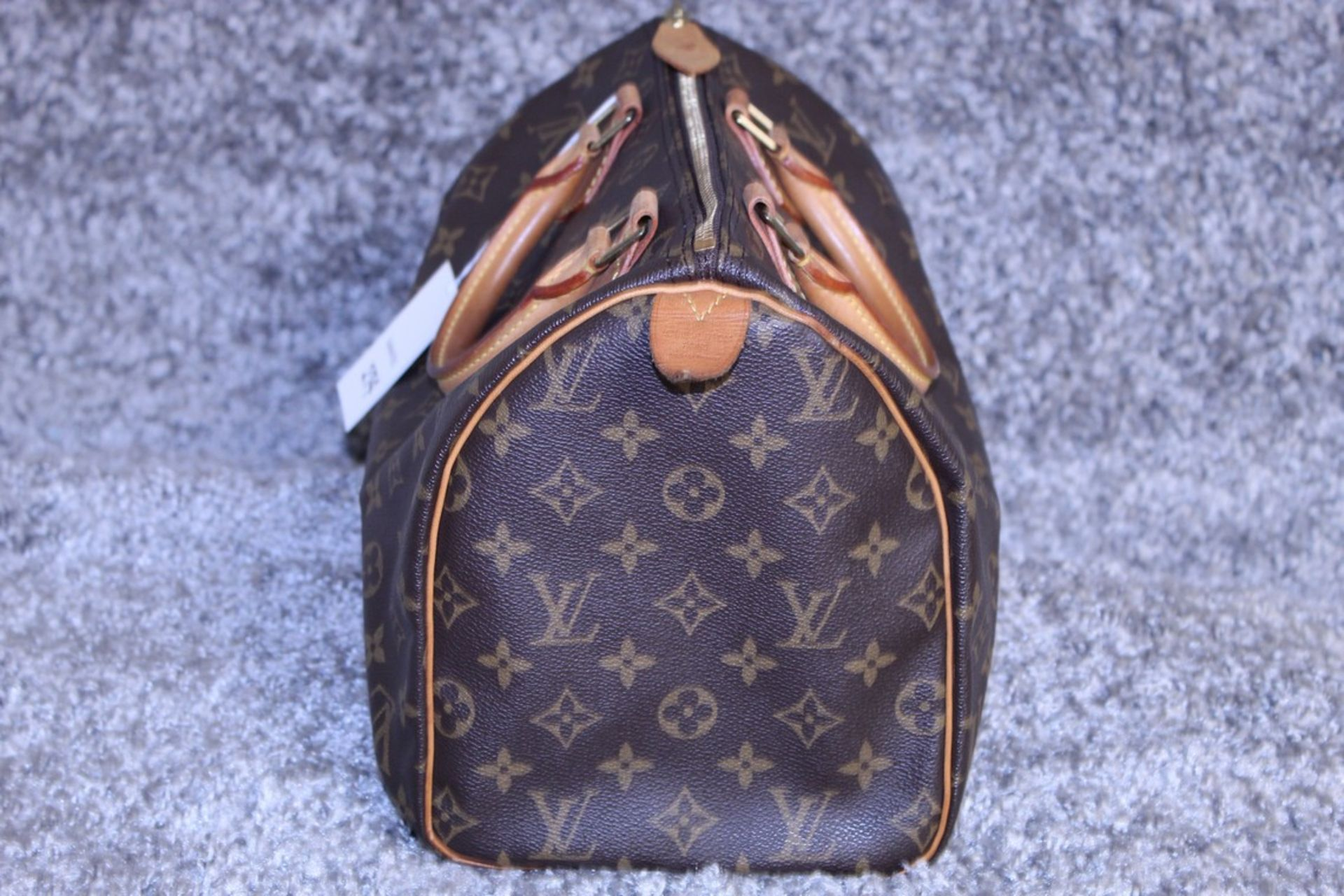 RRP £1,100.00 Made From Classic Monogram Canvas, The Speedy 35 Is A Stylish Handbag For Both - Image 2 of 3