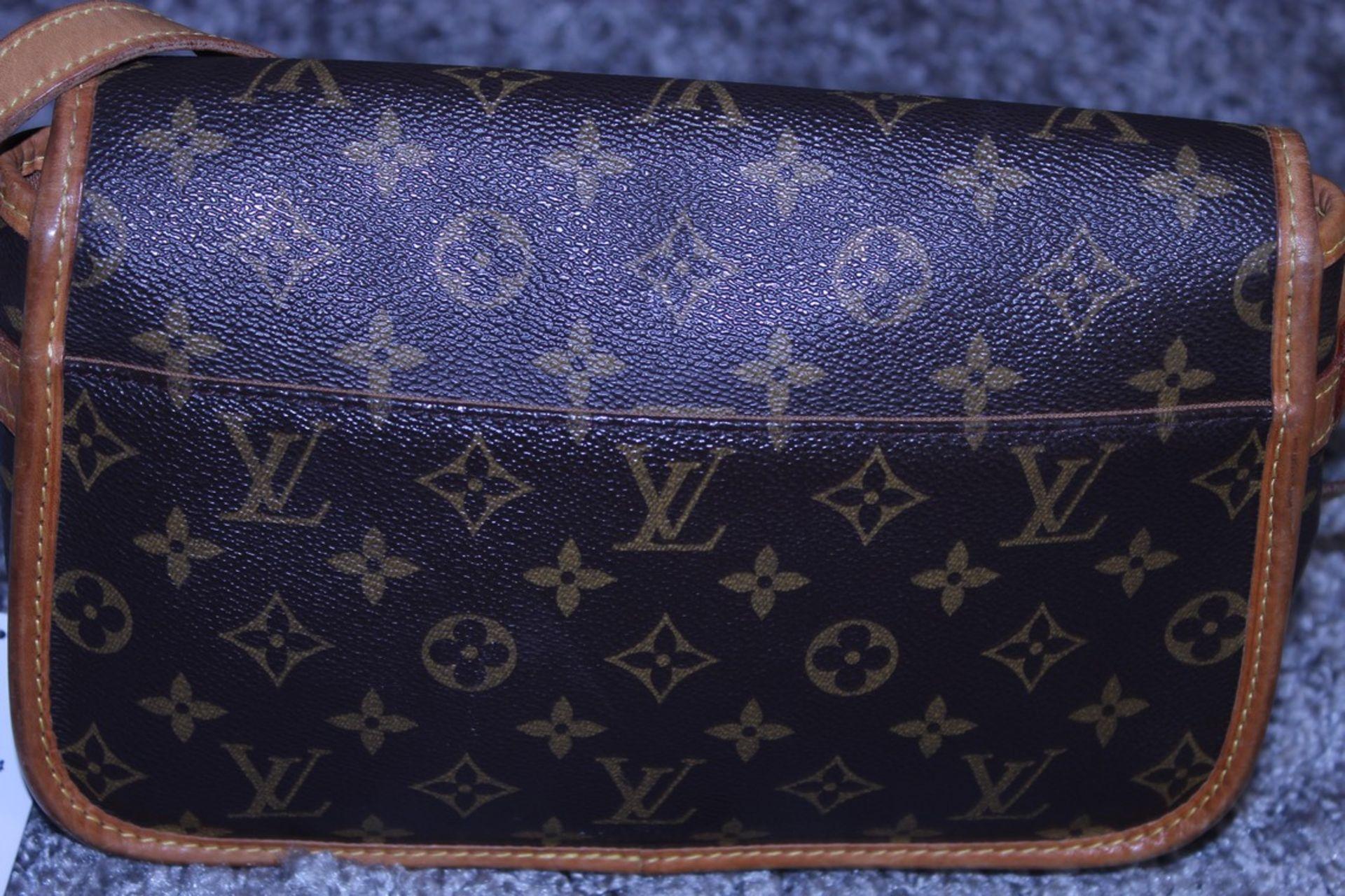 RRP £1,200 Louis Vuitton Sologne Shoulder Bag, Brown Monogram Canvas, 26X16X8Cm, (Production Code - Image 2 of 3