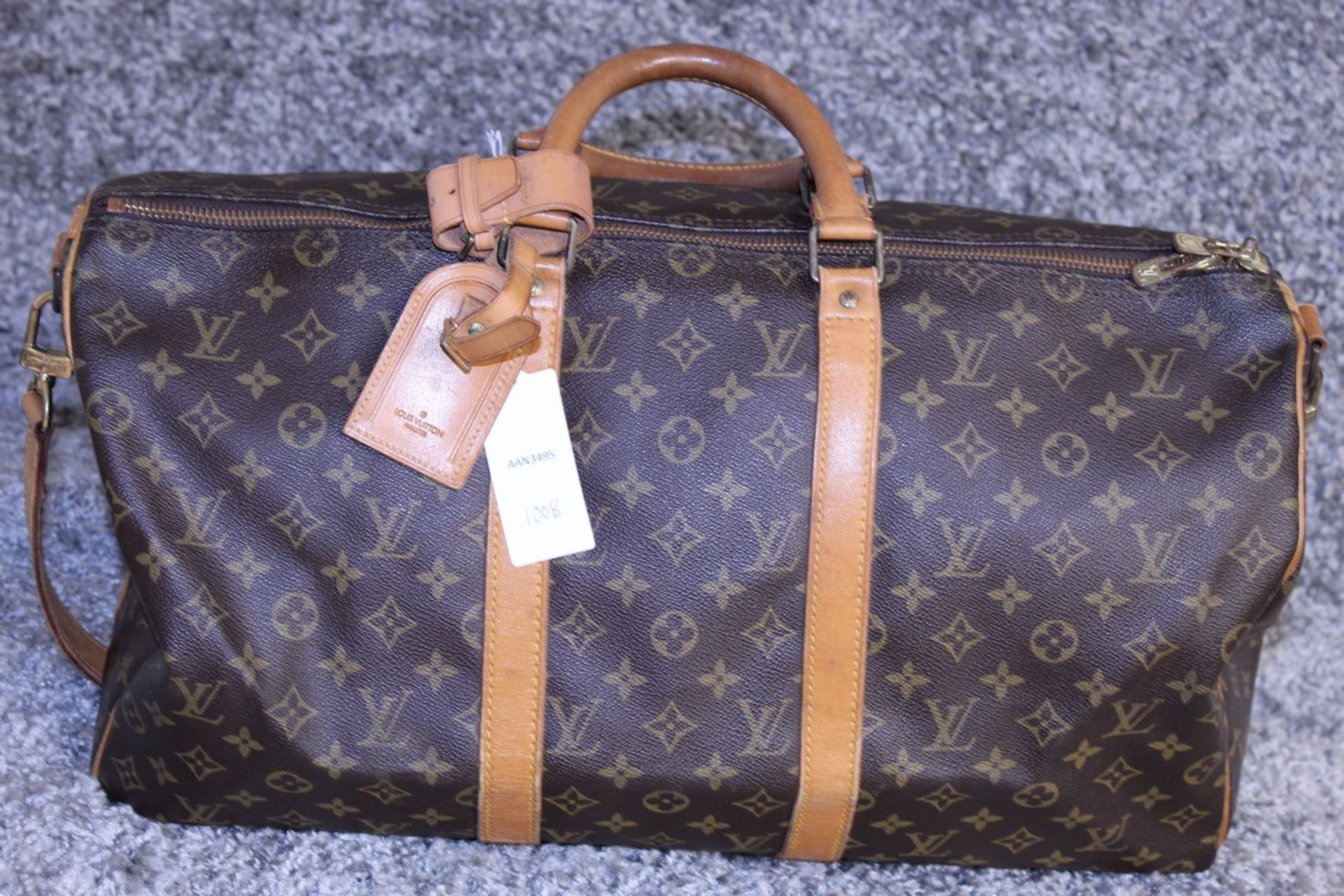 RRP £1,440.00 Travel Light, But Always In Style. Since 1930, Vuitton'S Keepall Duffle Has - Image 2 of 5