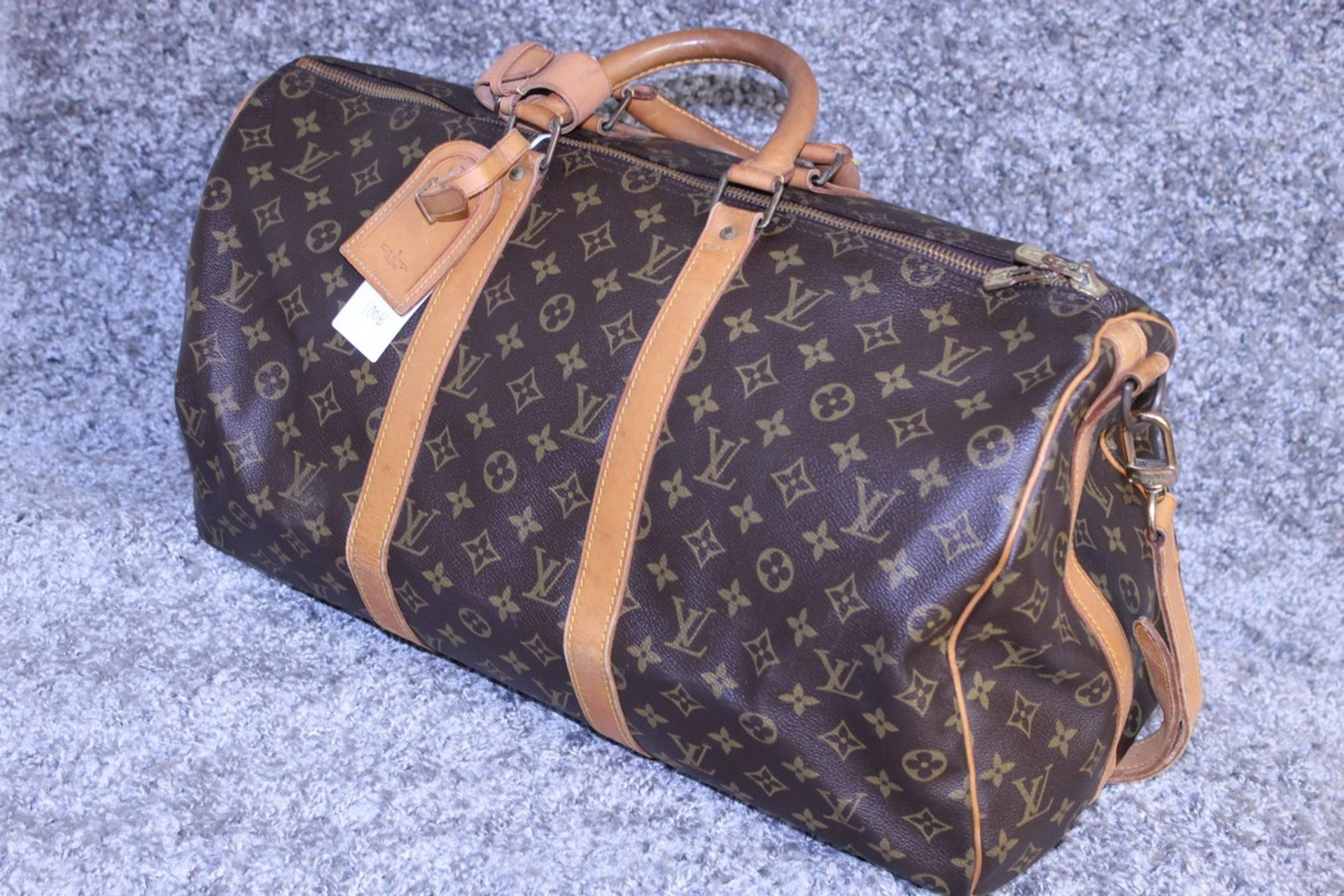 RRP £1,440.00 Travel Light, But Always In Style. Since 1930, Vuitton'S Keepall Duffle Has - Image 3 of 5