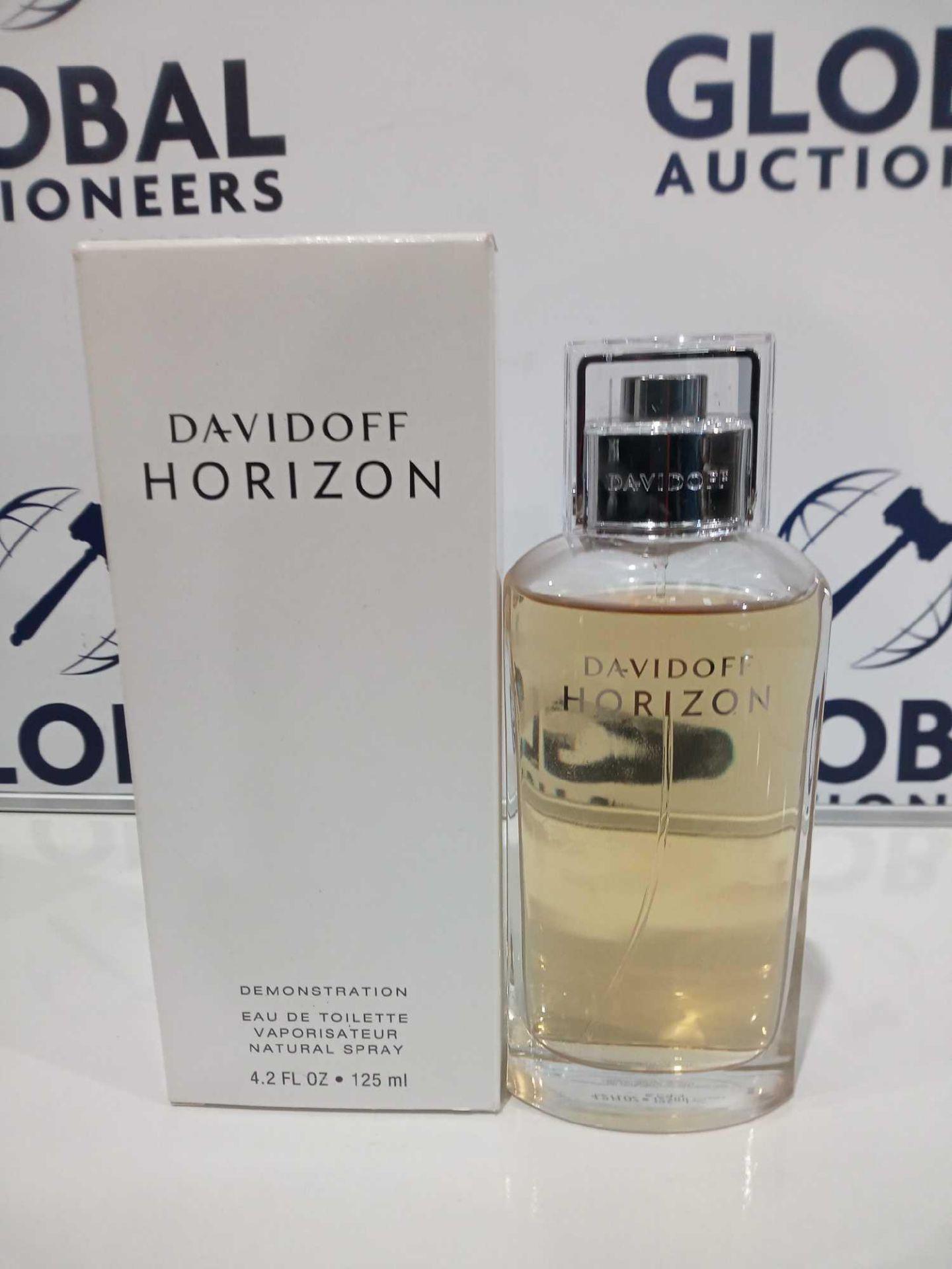 RRP £25 Boxed Brand New Full Tester Bottle Of David Off Horizon 125Ml Eau De Toilette