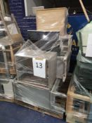 Pallets To Contain 6 Furnishing Items To Include Chest Of Drawers Tv Stand And Table Dresses