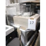 Pallet To Contain In An Assortment Of Finishing Items To Include Fireplaces Chest Of Drawers Vanity