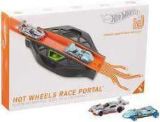 Combined RRP £200 Lot To Contain 4 Boxed Hot Wheels Race Portals