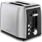 RRP £40 To £50 Each Boxed Assorted Kitchen Items To Include Morphy Richards Equip 2 Slice Toaster An