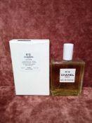 RRP £95 Boxed New 100Ml.Chanel Paris No19 Eau De Toilette Spray Ex Tester Bottle