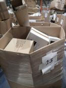 Pallet To Contain Debenhams Goods To Include Assorted Lampshades, Assorted Lights, Assorted Drinking