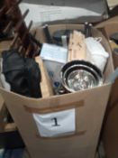 No Reserve - Pallet Clearance Sale! 30th November