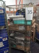 Pallet To Contain A Large Assortment Of Debenhams Goods To Include Tom Ford Gift Bags Tiffany And Co
