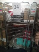 Pallet To Contain A Large Assortment Of Debenhams Goods Such As Tiffany And Co. Gift Sets, Lacome Pa