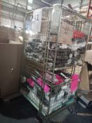 Pallet To Contain Debenhams Items Such As Gift Bags, Mugler Wrapping Paper Assortment Of Masking Tap