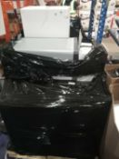 Pallet To Contain Assorted John Lewis Push Pedal Bins