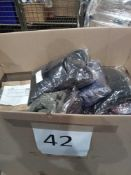 Pallet To Contain Assorted Clothes And Glassware