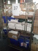 Pallet To Contain A Large Assortment Of Debenhams Items Such As Lancome Cotton Pads, Earbuds And Muc