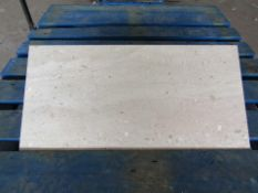 RRP £1400 Pallet To Contain 40 Brand New Packs Of 5 Johnson's Cong1A Conglomerates Warm Sands