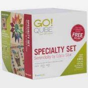 """RRP £220 Boxed Go Qube Mix And Match 9"""" Block"""