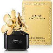 RRP £60 Unboxed 50Ml Bottle Of Marc Jacobs Daisy Perfume Spray Ex-Display