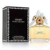 RRP £70 Unboxed 100Ml Bottle Of Marc Jacobs Daisy Edt Spray Ex-Display