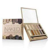 RRP £45 Each Boxed Urban Decay Naked Ultimate Basics Palette