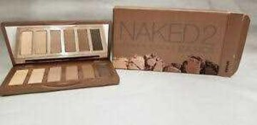 RRP £45 Boxed Urban Decay Naked 2 Eye Pallete Ex Display