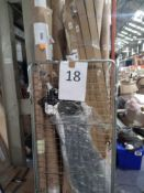 Pallet To Contain An Assortment Of Blinds From John Lewis.