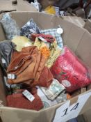 Pallet To Contain Assorted Household Items Including Kettles, Christmas Items, Toys, Pillow Cases An
