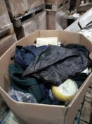 Pallet To Contain Assorted Clothing Items Including Jackets, Dresses, Skirts And More.
