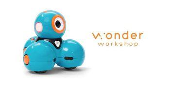 RRP £160 Dash Smart Robots For Curious Minds