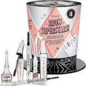 RRP £65 Boxed Benefit Brow Superstars Limited Edition Blockbuster Brow Set