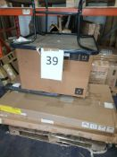 Pallet To Contain Assorted Flatpack Items And Furniture In Part Lots.