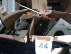 Pallet To Contain Assorted Household Items Such As Morphy Richards Electricals, Salter Pans, Bow And