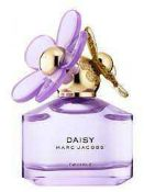 RRP £65 Full Unboxed Ex Tester Daisy Twinkle Perfume By Marc Jacobs Edt Spray For Women 50Ml