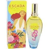 RRP £50 Boxed Unused Ex-Display Tester Bottle Of 100Ml Escada Agua Del Sol Edt