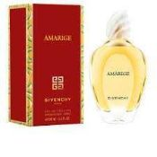RRP £90 Boxed Unused Ex-Display Tester Bottle Of Givenchy Amarige 100Ml Edt