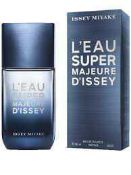 RRP £70 Boxed Unused Ex-Display Tester Bottle Of Issey Miyake 100Ml L'Eau Super Majeure D'Issey