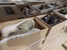 RRP £250 Lot To Contain 10 Boxed Assorted Designer Fashion Shoes To Include Comfort And Flex In Asso