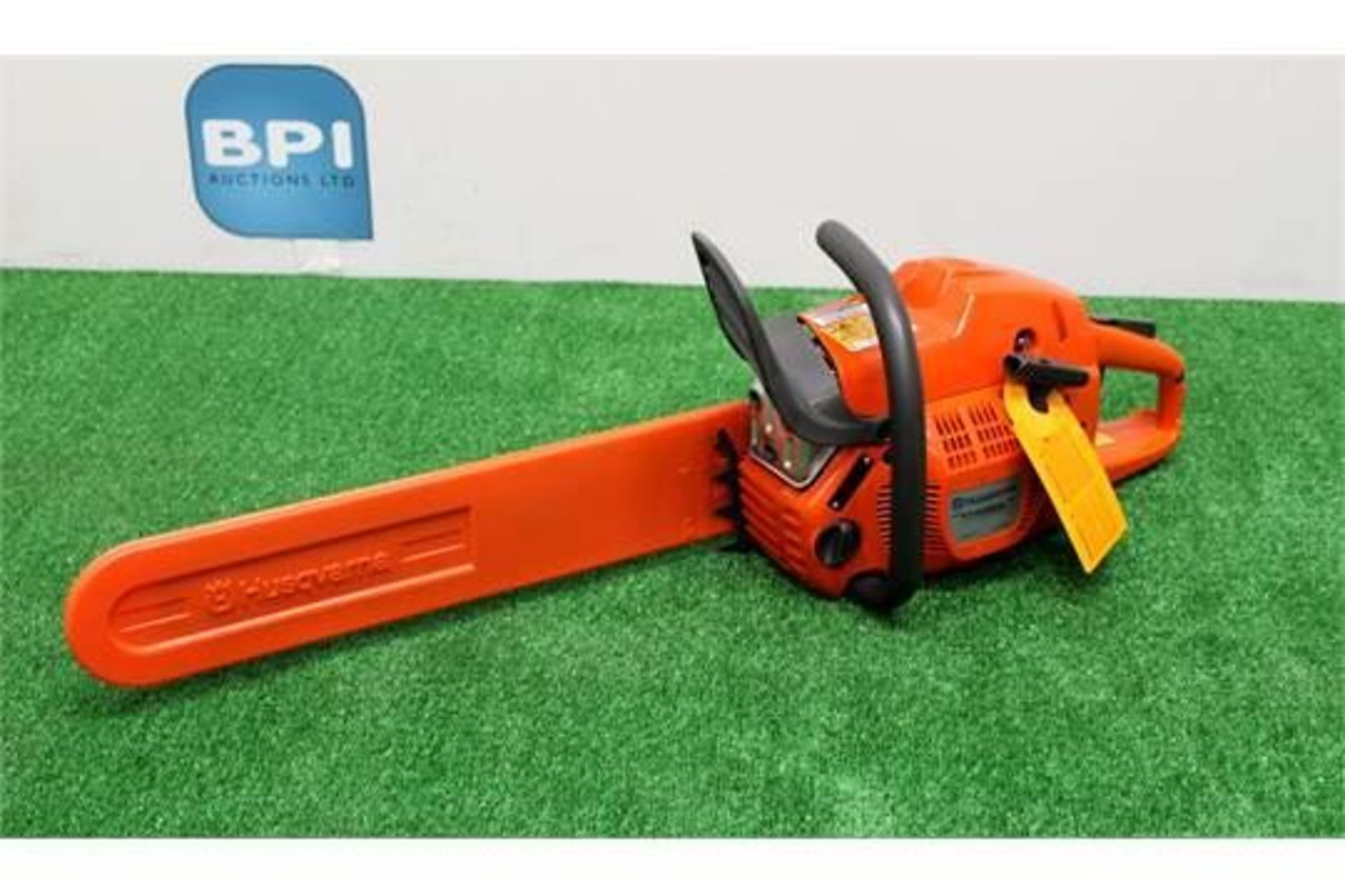 Lot 23 - Husqvarna 20inch Petrol Chainsaw. 50.2CC