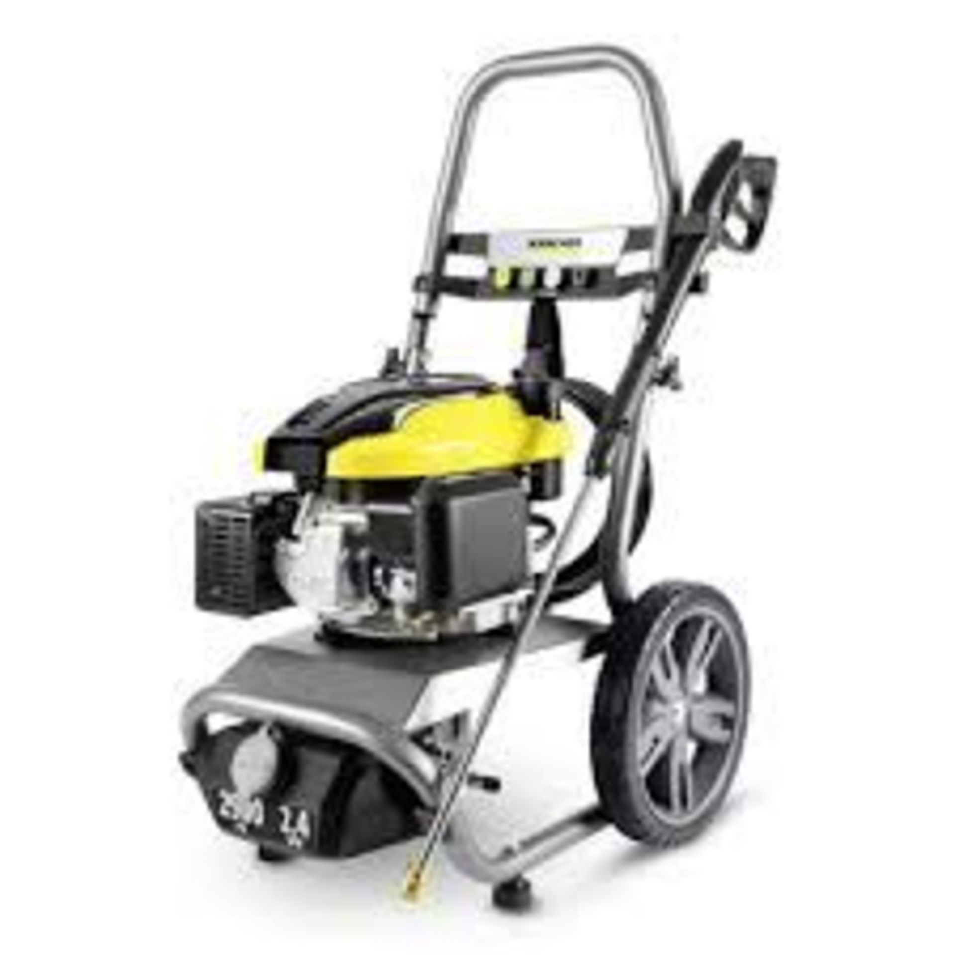Lot 9 - Karcher G2900x 2900psi Petrol Jet Washer