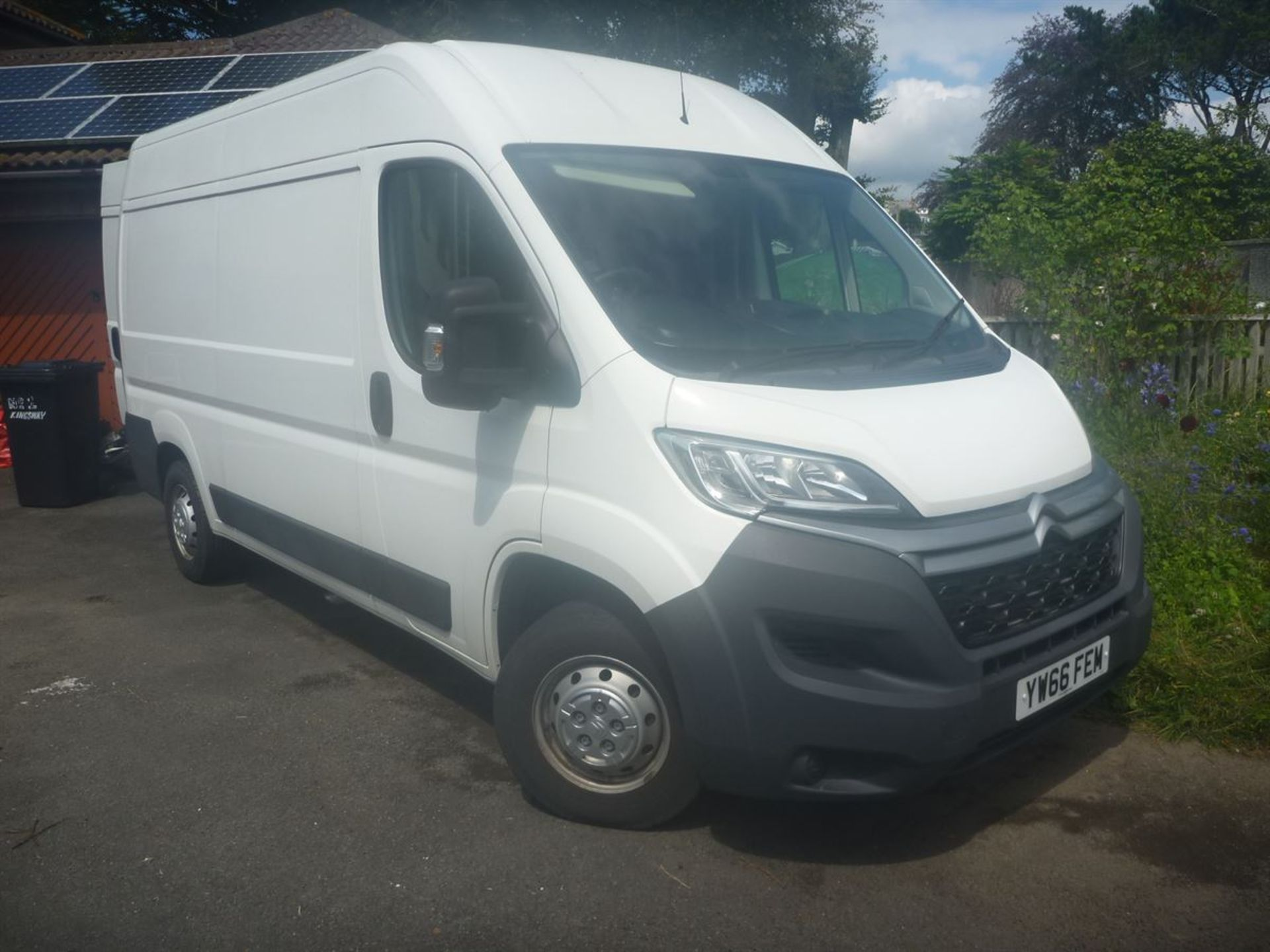 Lot 1 - Full Assets of Small Cleaning Company go include Duct Cleaning Equipment and Citroen Relay Van