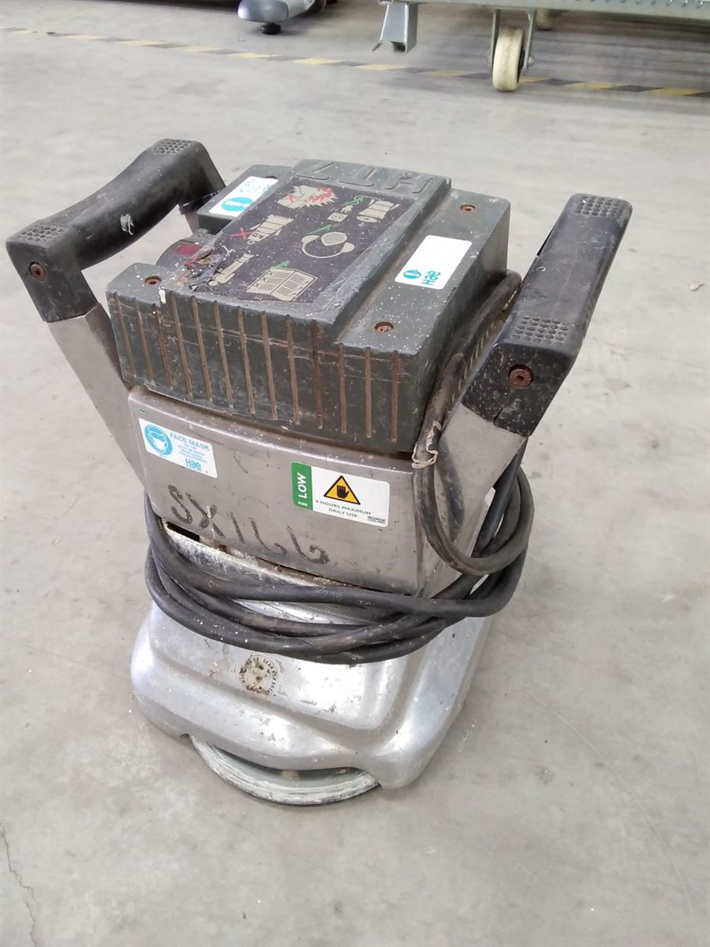 Lot 18 - Hiretech HT7 Floor Edging Sander 240V