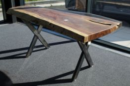 Fantastic Selection of Rare African Hard Wood Slabs - Extremely High Quality